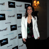 WWW.ENTSIMAGES.COM -   Julia Bradbury  at   Chortle Comedy Awards at Café de Paris, Coventry Street, London, March 25th 2013                                                 Photo Mobis Photos/OIC 0203 174 1069