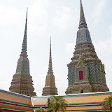 Temple of Reclining Buddha (Wat Pho) - 1. Bangkok