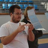 Halový tréning 13.11.2011