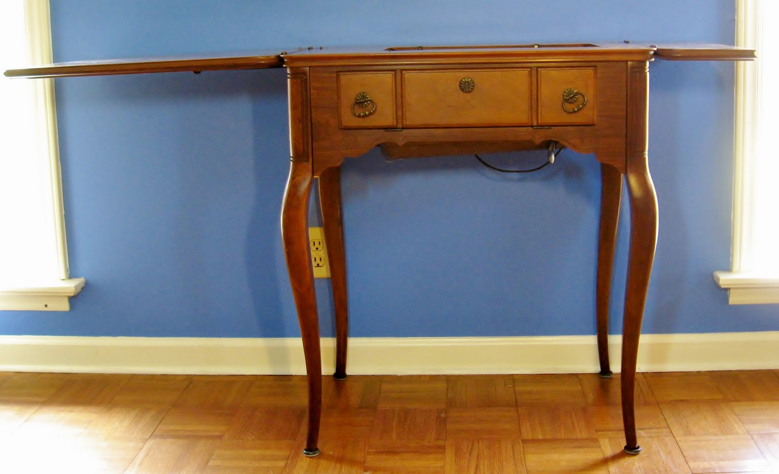 Queen Anne Style Cabinet