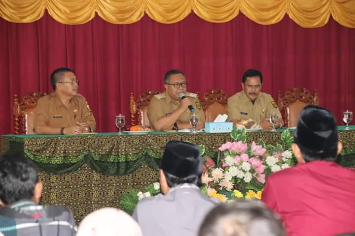 Marwan Hamami : Panitia Pilkades Serentak 2019 Harus Cermat