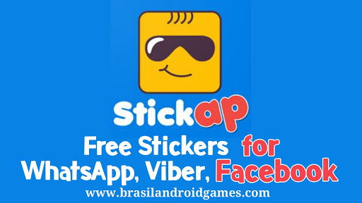 Free Stickers for WhatsApp, Viber, Facebook APK