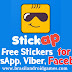 Download Free Stickers for WhatsApp, Viber, Facebook APK - Aplicativos Android