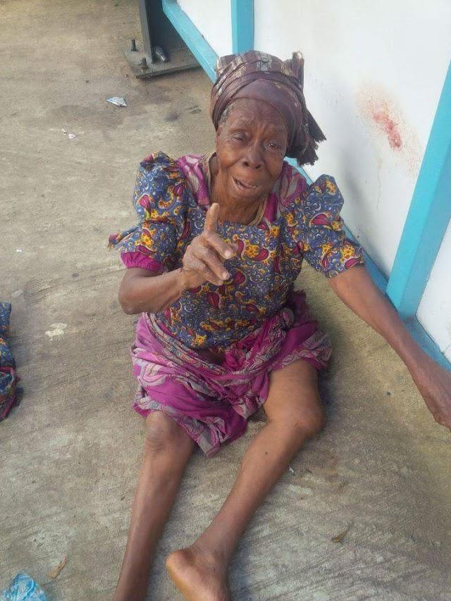 When elderly are deserted : abandoned elderly parents, elderly abandoned by family