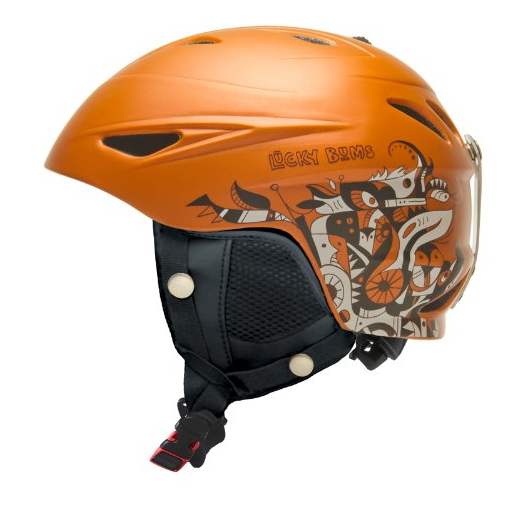 Lucky Bums Alpine Series Picasso Helmet - image