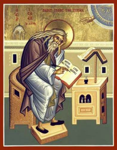 Was St Isaac The Syrian A Nestorian