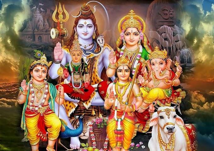 """""""जानिए भगवान शिव के कितने पुत्र थे?"""""""