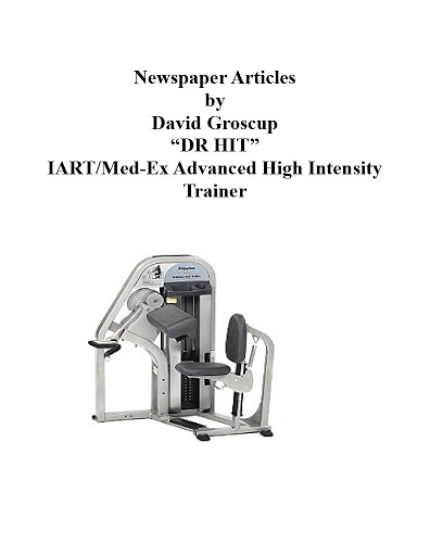 DR HIT's-Newspaper Articles-Click To Buy-Only $4.95