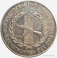 281a Verdienstmedaille der Grenztruppen der Deutschen Demokratischen Republik in Silber www.ddrmedailles.nl