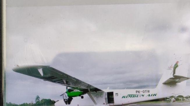Pesawat Rimbun Air Ditemukan di Ketinggian 2.400 Meter, Kecil Kemungkinan 3 Kru Selamat