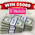 T-Mobile $5,000 Cash Giveaway - 30 Winners. Twitter Required. Daily Entry