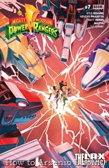 Mighty Morphin Power Rangers 007-000