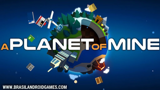 Download A Planet of Mine v1.01 APK UNLOCKED - Jogos Android