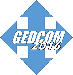 GEDCOM 2016 Official Logo