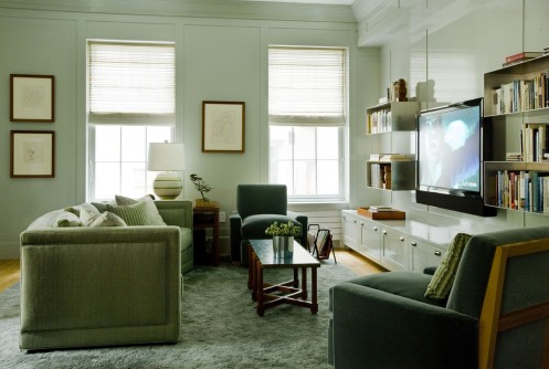Love That Decorating With A Flat Screen Tv