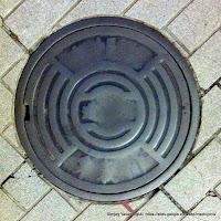 札幌市水道排氣弇ハンドホール蓋