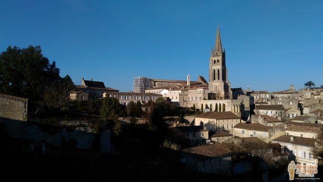 Paseo fotográfico por Saint Emilion