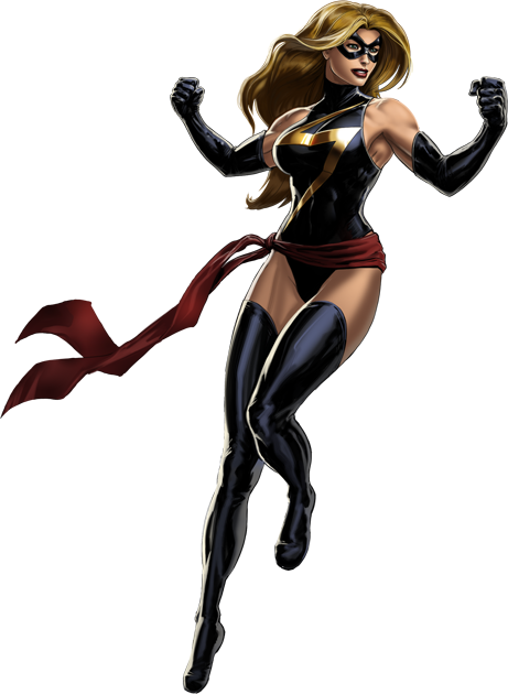 Ms marvel avengers