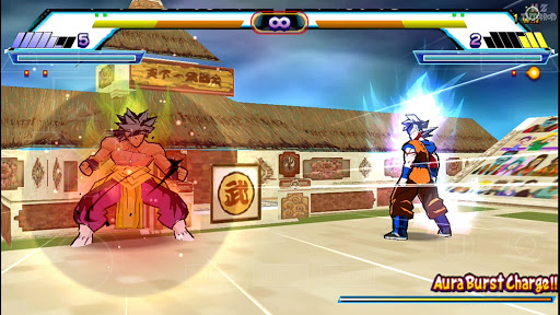 SAIU! DRAGON BALL SUPER HEROES SHIN BUDOKAI (MOD) BATTLEGROUNDS PARA ANDROID (PPSSPP)