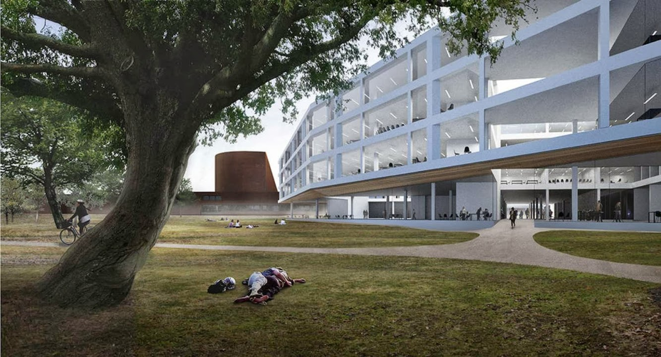 Winners Campus 2015 Architectural Design Competition