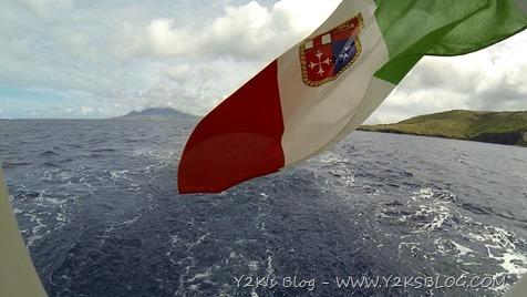 Verso Nevis