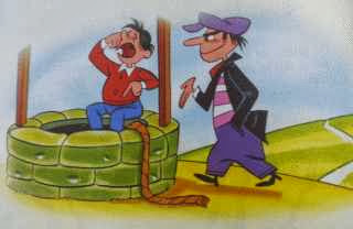 El joven y el ladron