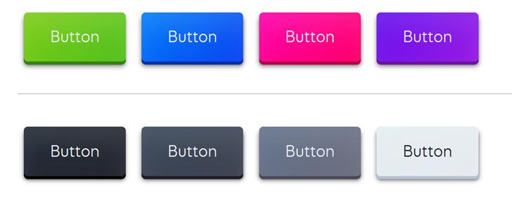 10 frameworks para crear y usar botones con CSS