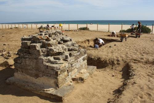 Roman Cemetery Excavated In Strait Of Gibraltar