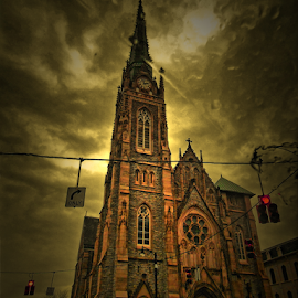 by Darrell Tenpenny - Buildings & Architecture Places of Worship