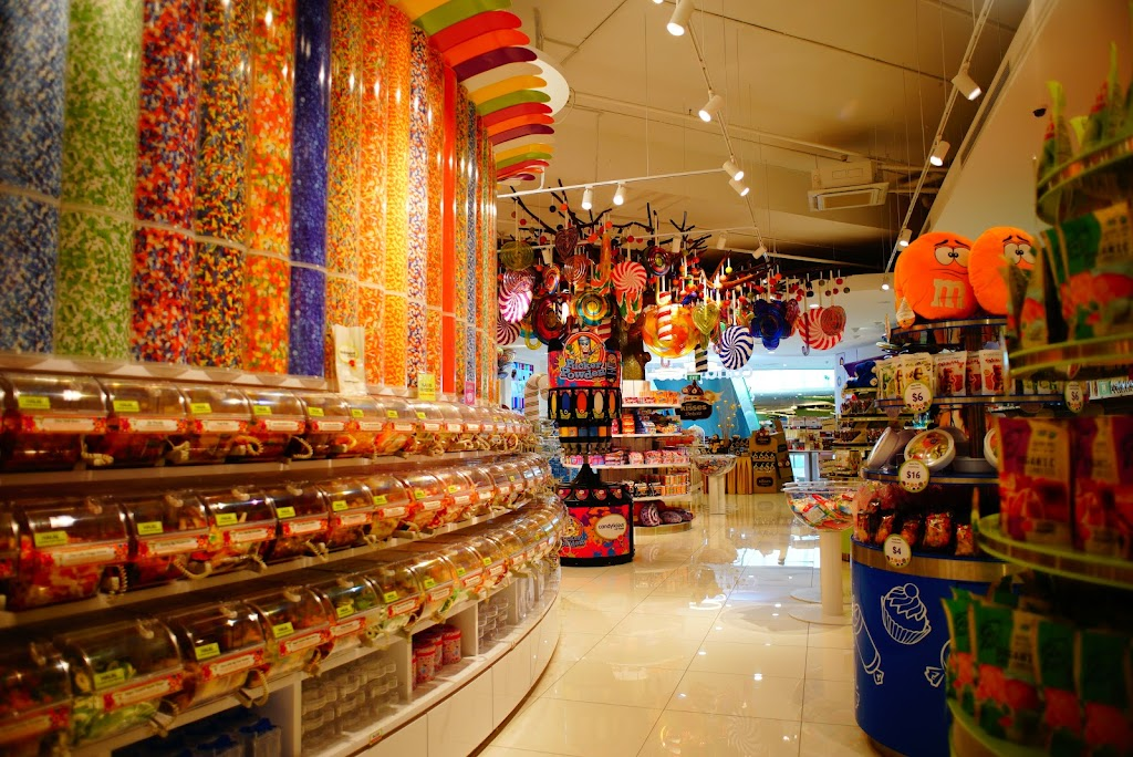 Candylicious store in Vivo City Singapore