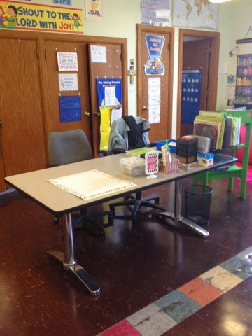 Endeavors In Education Room Set Up