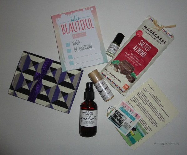 February Teen Yoga Box Review 4