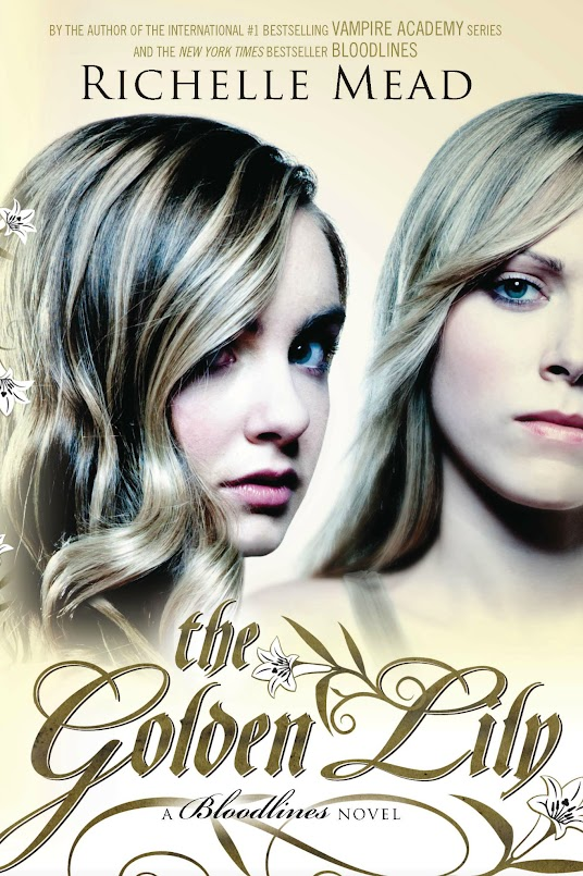 Book Review: The Golden Lily (Bloodlines, Book 2), By Richelle Mead