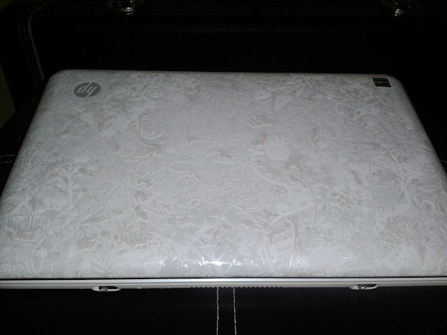 Netbook Limited Edition | HP Mini 110 by Studio Tord Boontje