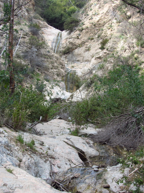 another look at the falls up Saucer Branch