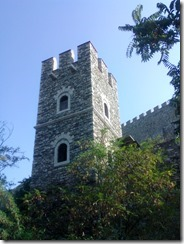 Скоп'є, замок