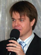 Photo: Weller Barnabás Igeszolgálata 2011. december 4-én.