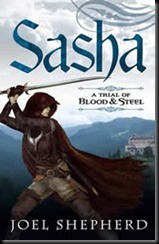 Sasha  (A Trial of Blood & Steel #1)