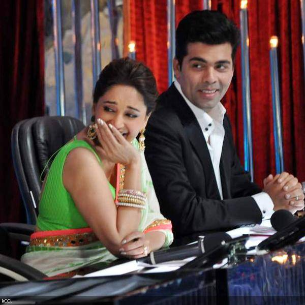 Sonam  Dhanush on Jhalak 6