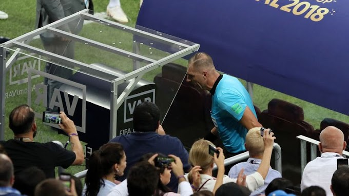 JUST IN!! CAF Approves Use Of VAR In AFCON 2019 In Egypt