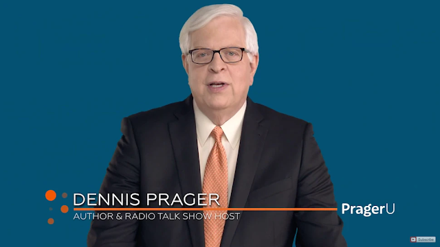 Prager: How the Left Sees the World: Power, Race, and Class