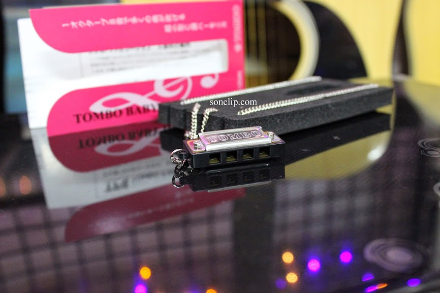 Kèn Harmonica Mini - Tombo Baby Harp