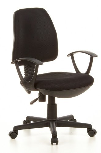 buerostuhl24 666000 city 10 office swivel chair mesh black aspera 10 executive office nappa leather brown