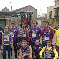 3ª Carrera Liga de Cross de Cabrerizos 2011/12