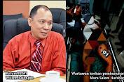 Wartawan di Siantar Ditembak OTK, Begini Respon Ketum PPWI !