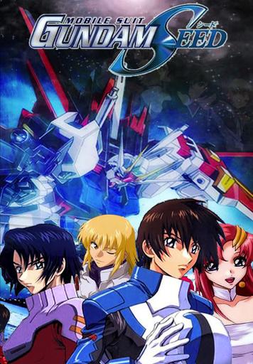 Mobile Suit Gundam SEED ตอนที่ 1-51 END [พากย์ไทย]
