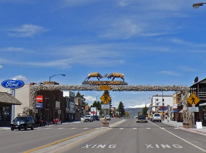 Afton Wyoming