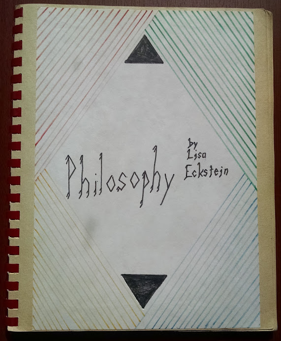 Philosophy cover