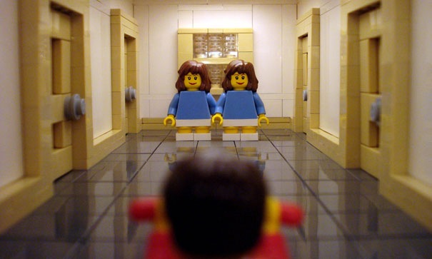 15 Famous Movie Scenes Recreated in Lego 1