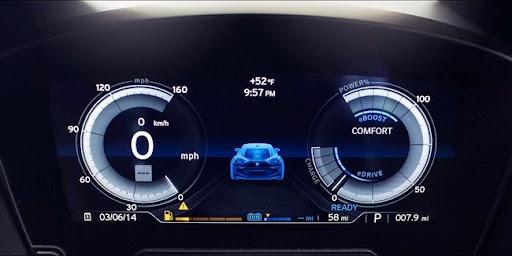 BMW i8 Protonic Blue: Đẹp ngỡ ngàng 17